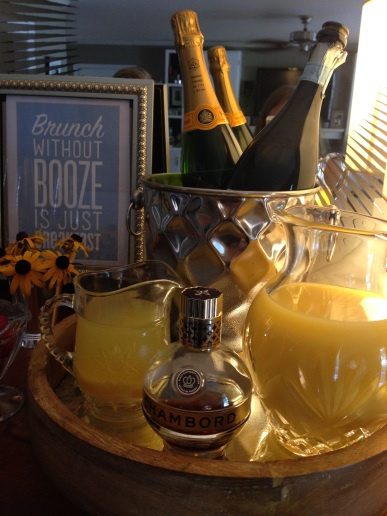 Champagne & Mimosa Bar